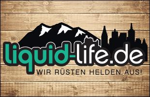 Liquid-Life.de wir rüsten Helden aus