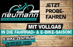Fahrradwelt Neumann - Jetzt Probe fahren