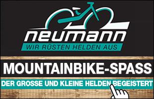 Fahrradwelt Neumann - Mountainbike Spass
