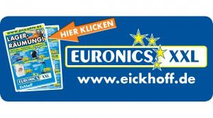 Euronics - Lagerräumung