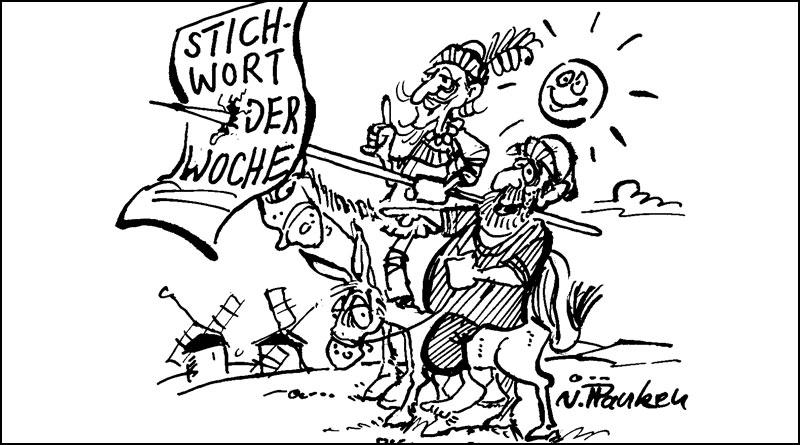 Stichwort der Woche von Norbert Schnellen