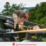 14. Der Kampfjet