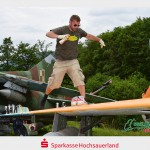 15. Der Kampfjet