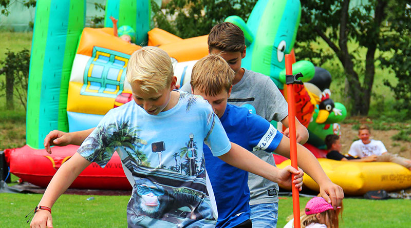 Sportfest in Medelon