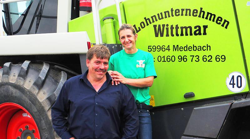 Tag der Offenen Tür anlässlich eines Doppeljubiläums auf dem Hof von Andreas Wittmar