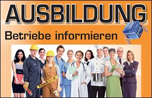 Ausbildung in Brilon - Betriebe informieren
