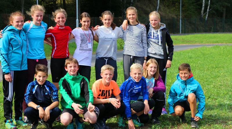 Biathlon in Schmiedeberg