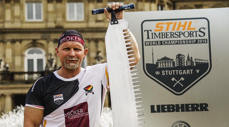 Deutschlands beste Sportholzfäller - STIHL TIMBERSPORTS® Series