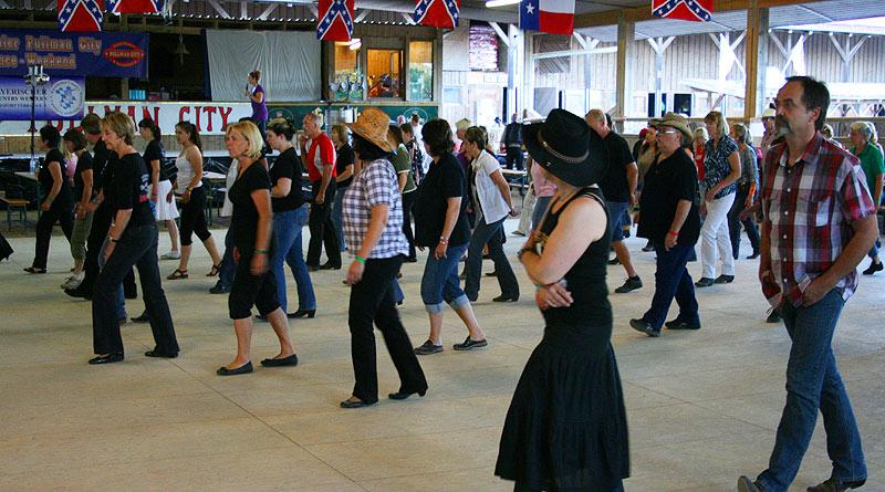 Linedance-Gruppe sucht Mittänzer