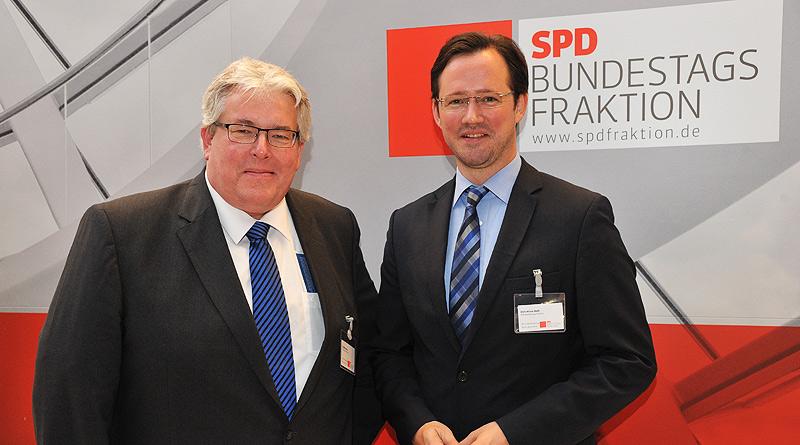 Wirtschaftsempfang der SPD-Bundestagsfraktion