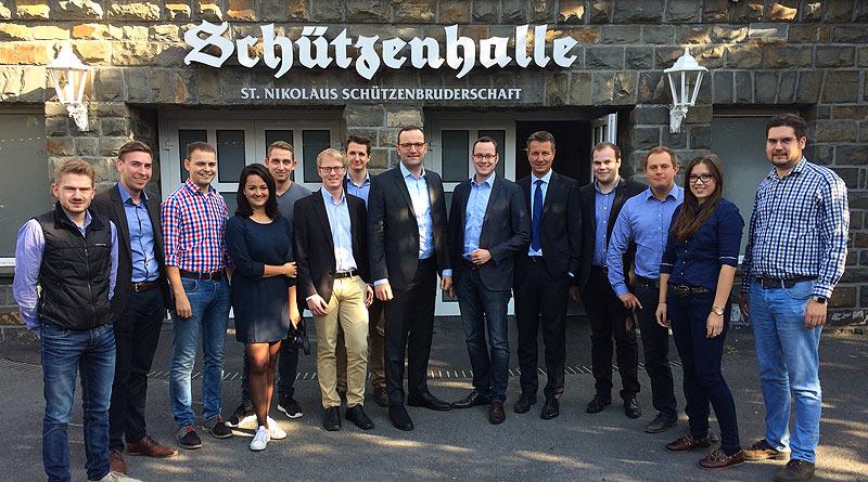 Junge Union HSK fordert schnelleres Internet für das Sauerland