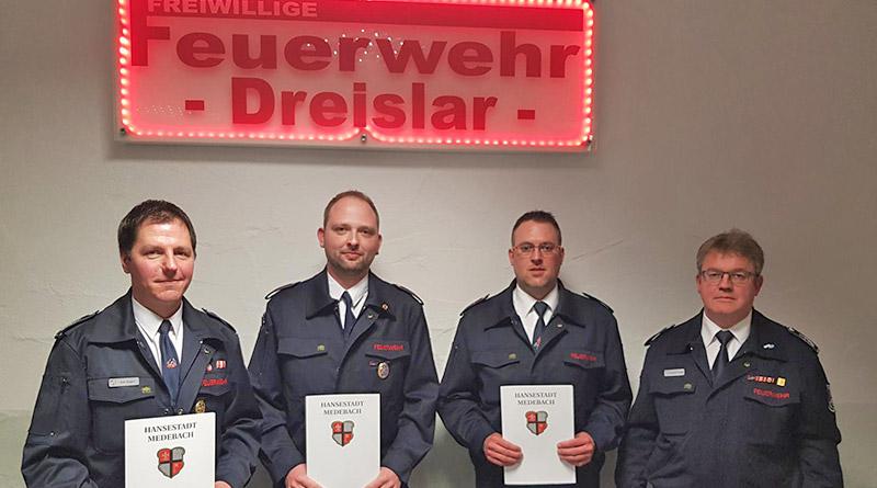 Feuerwehr-Dreisler