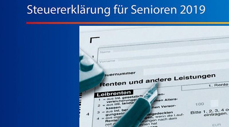 Steuererklärung für Senioren