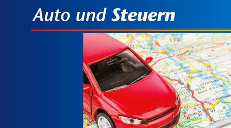 Broschüre Auto und Steuern des BdSt
