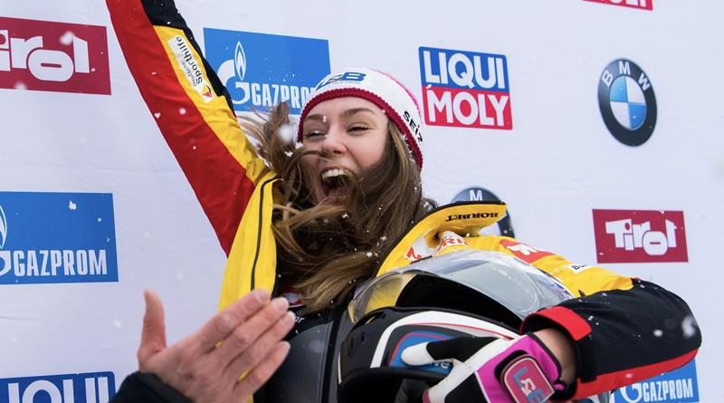 Die erfolgreiche Bobfahrerin Laura Nolte aus Winterberg unterstützt künftig mit ihren Geschichten das Regionalmarketing Südwestfalen.