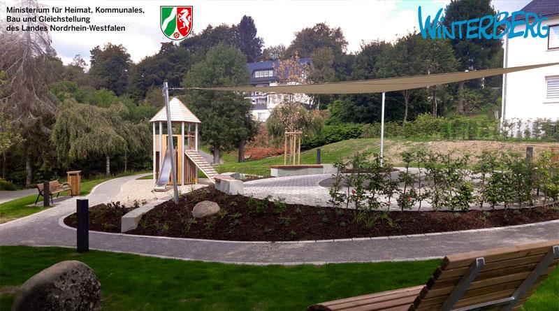 Dorfparke in Neuastenberg
