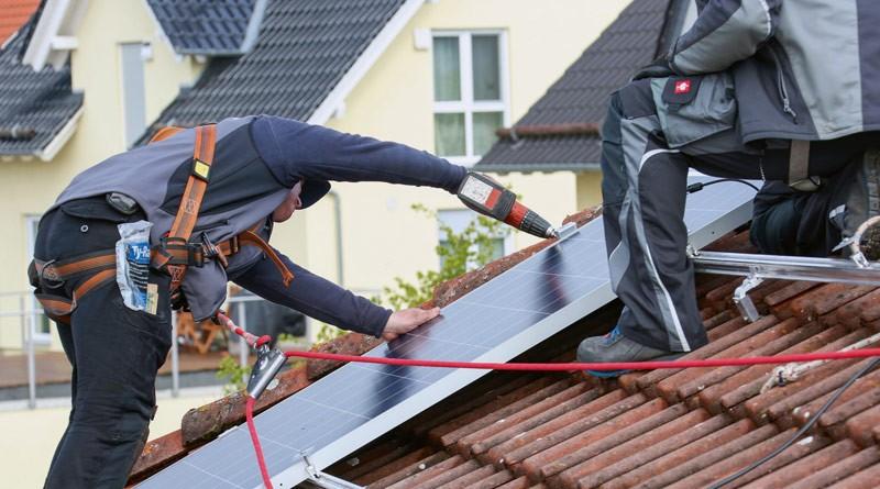 Investition in erneuerbare Energien