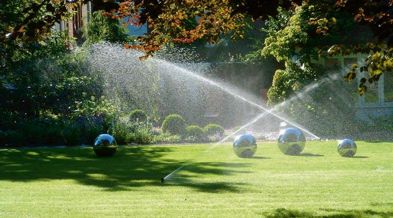 Intelligente Bewässerungssysteme