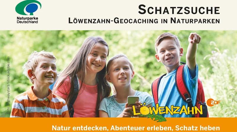 Geocaching - Wir suchen einen Schatz