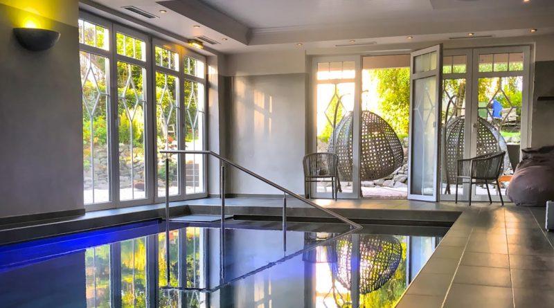 Schwimmbad Hotel Nuhnetal