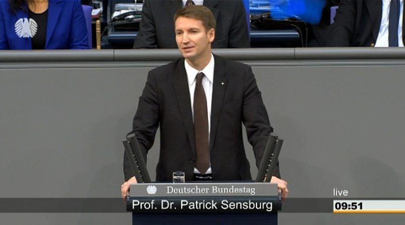 Prof. Dr. Patrick Sensburg, MdB
