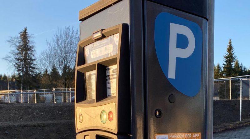 Parkscheinautomat