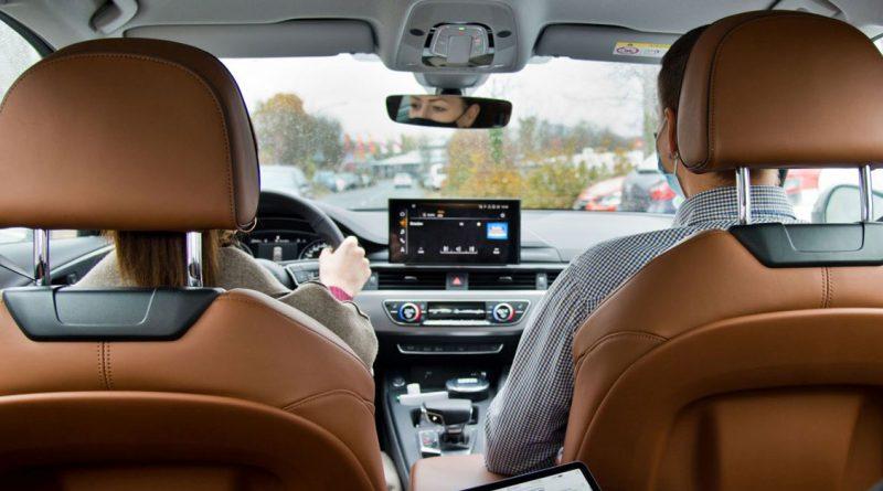 DEKRA: Praktische Fahrerlaubnisprüfung