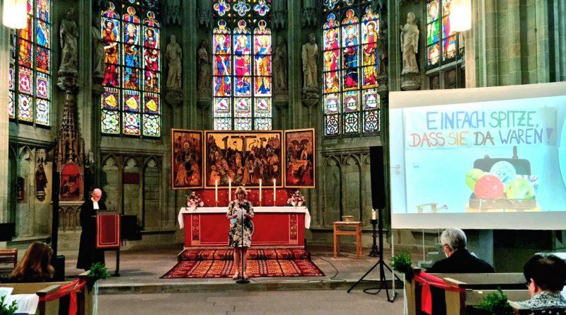 Entpflichtung von Pfarrerin Susanne Klose-Rudnick