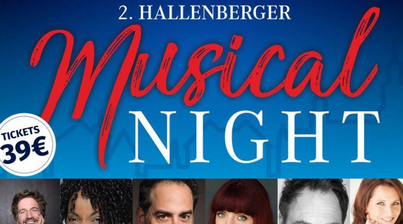 2. Hallenberger Musical Night
