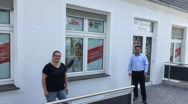 Neue Tagespflegeleitung in Olsberg