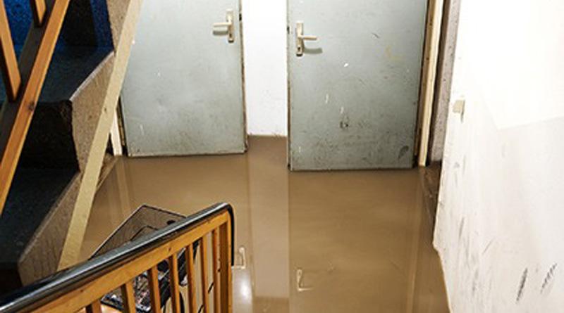 Ueberschwemmungsschaden