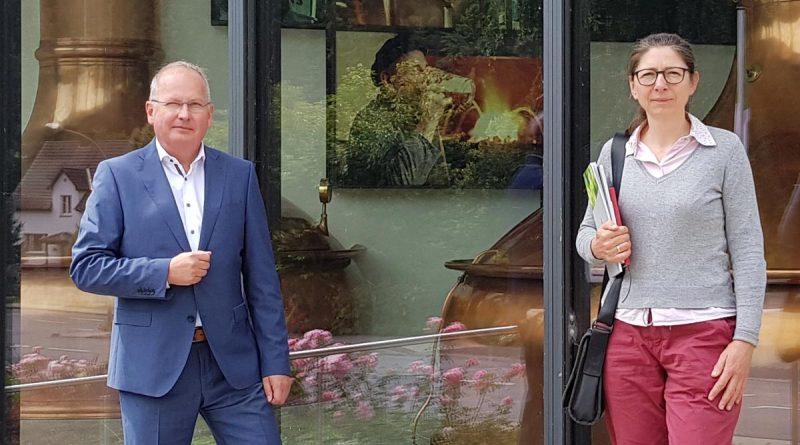 Maria Tillmann und Ulrich Biene