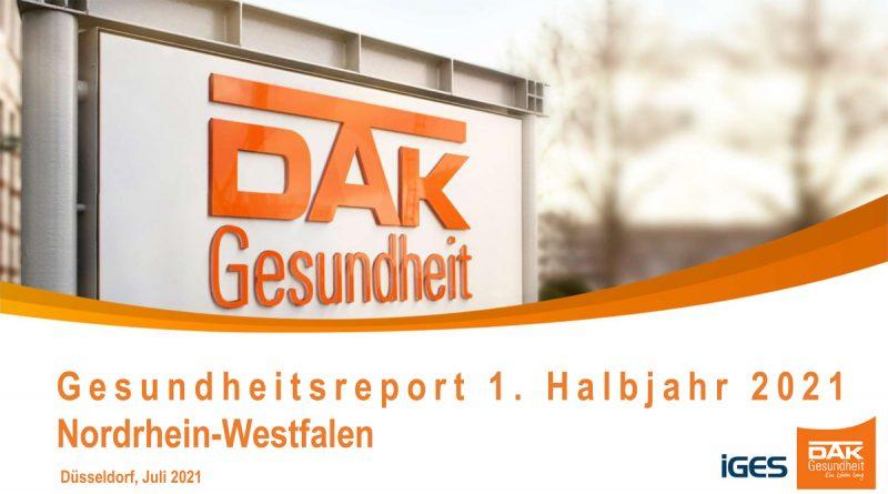 DAK Gesundheitsreport