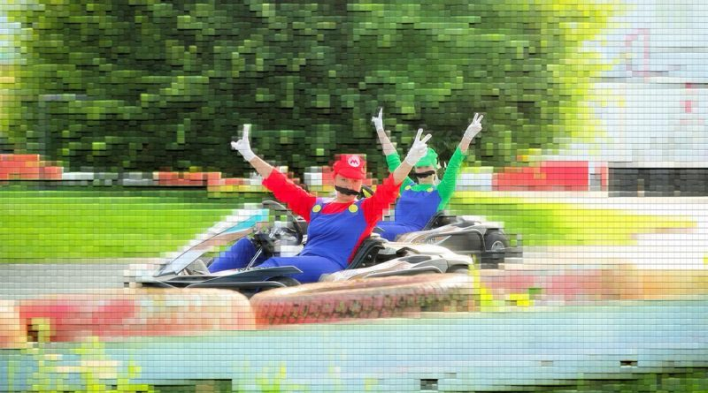 Mario Kart Tour eCup