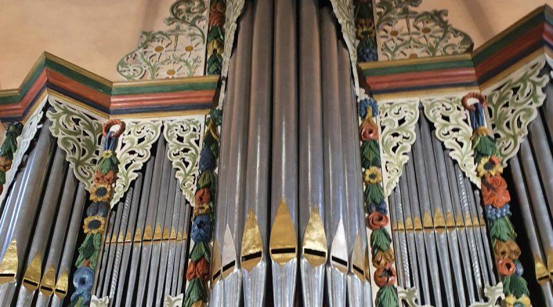 Die Orgel in Ostönnen