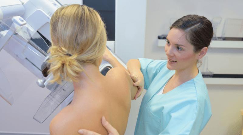 Brustkrebs früh erkennen